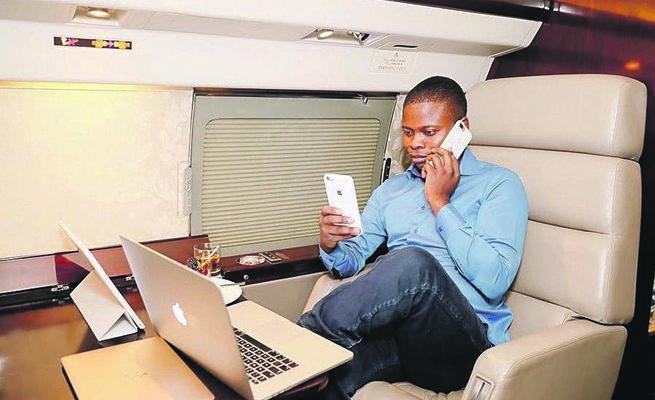 State seizes Prophet Shepherd Bushiri's luxury Jet