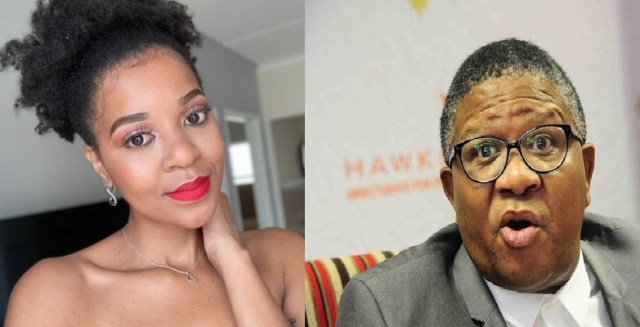 Leaked Chats: Minister Mbalula Caught Up In DMs Scandal