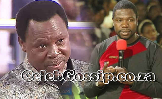 Popular prophet Walter Magaya banned from visiting Prophet TB Joshua just before he died