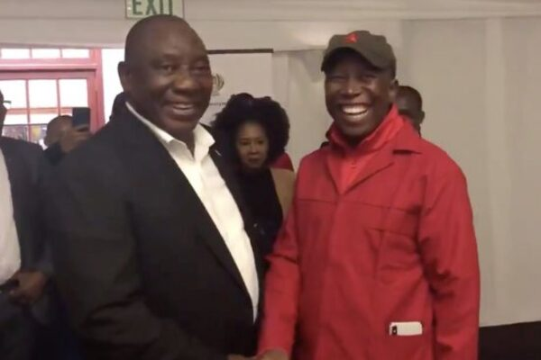 President Ramaphosa to move South Africa back to level 5 – EFF leader Julius Malema reveals
