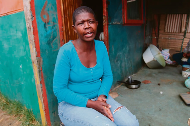 I can't get an ID because Home Affairs says I'm a man – Woman cries out