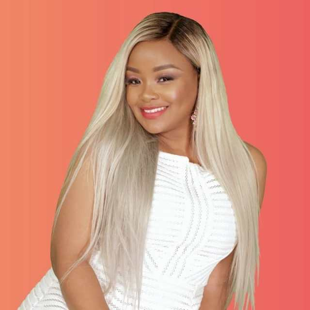 Controversial actress Nonhle Thema is back