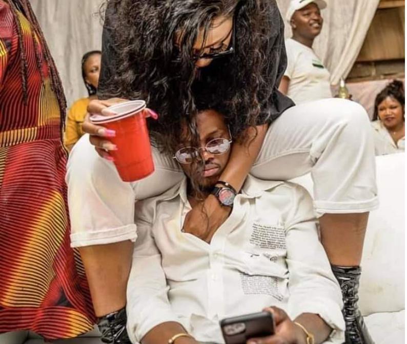 DJ ZINHLE PREGNANT WITH MURDAH BONGZ'S CHILD