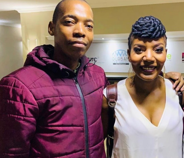 ACTRESS THENJIWE MOSELEY MOURNS DEATH OF HER BROTHER