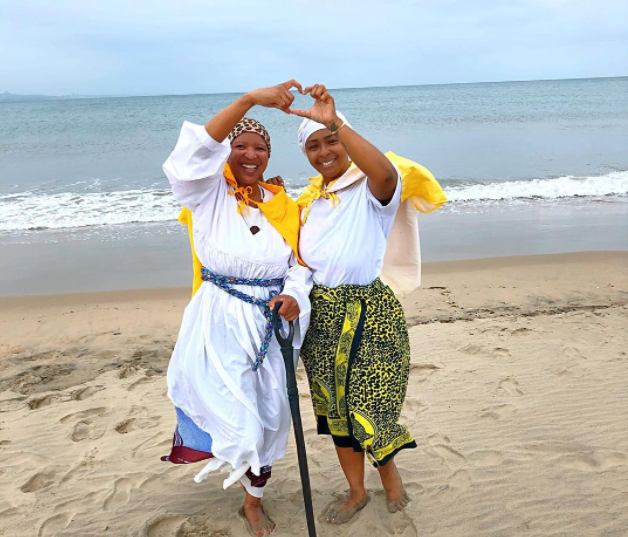 BOITY THULO'S MOTHER, SANGOMA MODIEHI TO CHARGE R5 FOR A CONSULTATION FREE