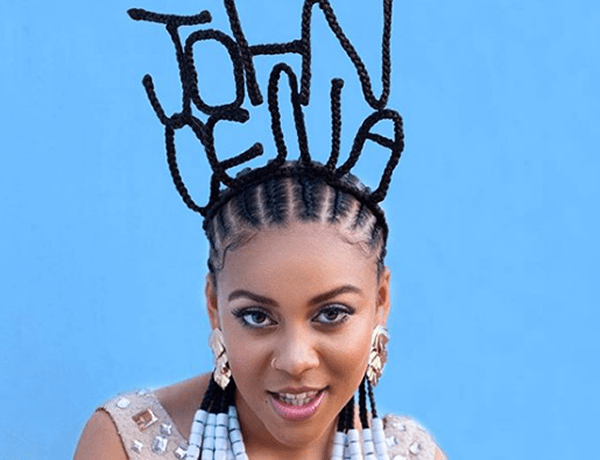 Sho Madjozi's ex boyfriend breathes fire, John Cena is my song and I want a share or else…