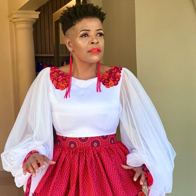 Singer Candy Tsa Mandebele accused of theft