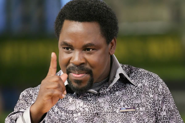 He vomited a snake with two heads – Latest on TB Joshua's death