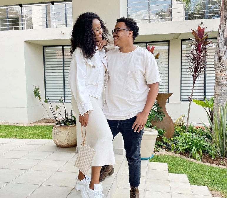 MPOOMY AND BRENDEN LEDWABA ARE OFFICIALLY HOME OWNERS