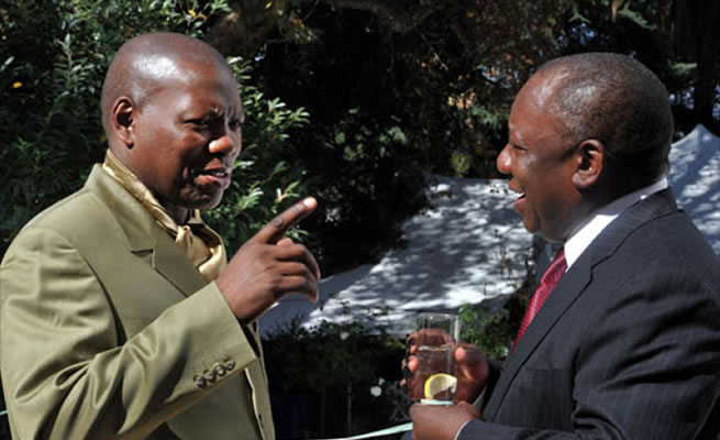 President Ramaphosa puts Health Minister Zweli Mkhize on special leave over his corruption saga