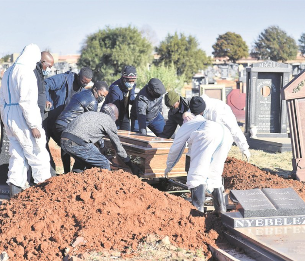KAIZER CHIEFS LEGEND REBURIED AFTER BEING BURIED ON TOP OF ANOTHER GRAVE