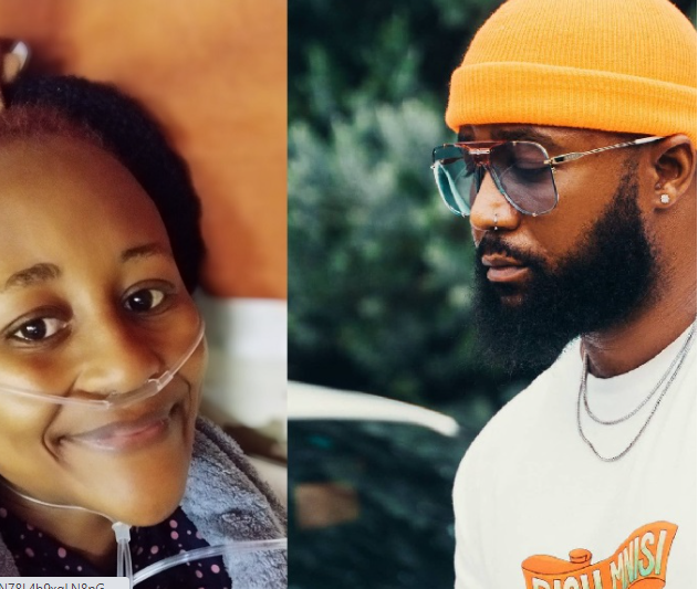 CASSPER NYOVEST COMES THROUGH FOR A YOUNG WOMAN IN NEED OF A LUNG TRANSPLANT