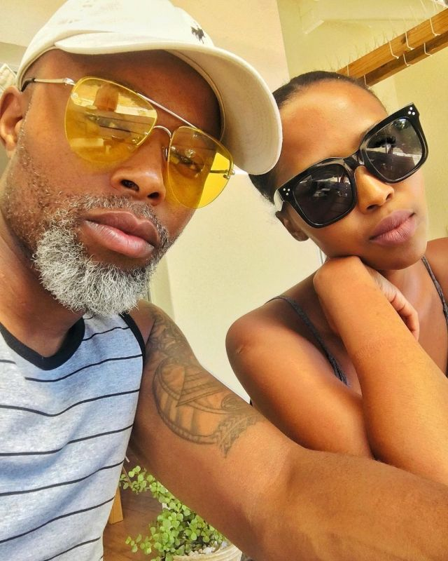 Actor Thapelo Mokoena Pens A Sweet Message To Celebrate His Wife's Birthday