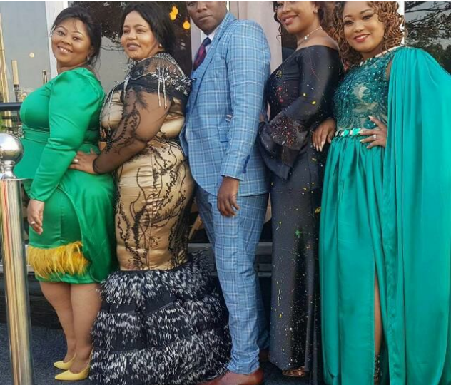 I HAVE 10 CHILDREN BUT I THINK I AM UNDERPERFORMING – POLYGAMIST MUSA MSELEKU WHO HAS 4 WIVES SPEAKS OUT