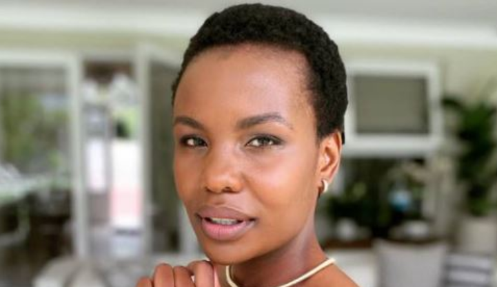 Actress Mona Monyane Is NOT Tryna Look Cute For Anybody