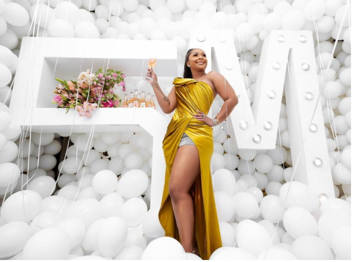 television and radio personality BOITY BECOMES THE MOST FOLLOWED SA CELEBRITY ON INSTAGRAM