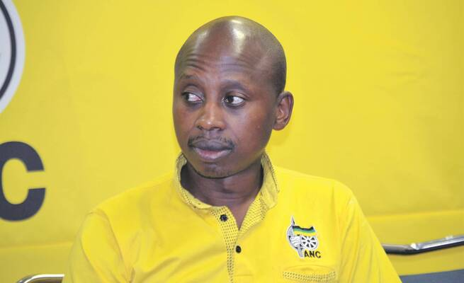 Andile Lungisa speaks on 'coup' claims after police harassed him