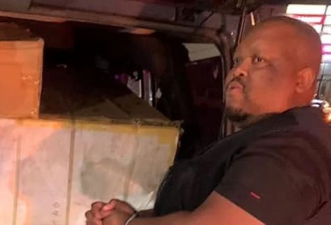Pics: CEO of Ubuntu Wealth Management suspended for heavy looting