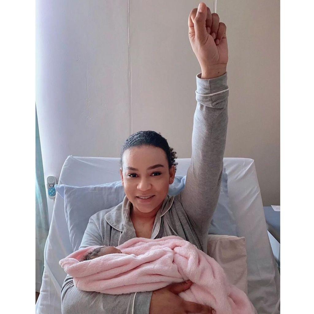 LOYISO BALA AND WIFE WELCOME BABY NUMBER 3