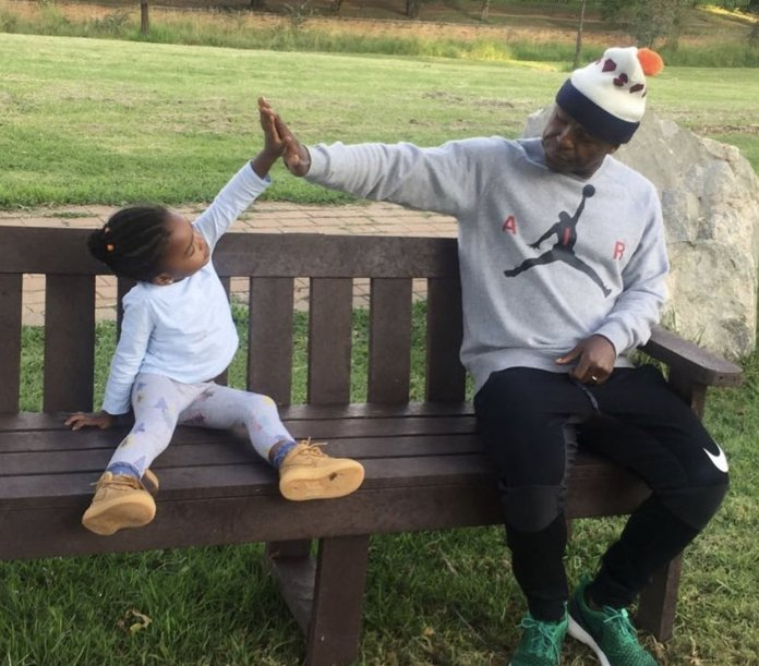 KABELO MABALANE PLEADS WITH SA TO DONATE BABY FOOD AND NAPPIES TO KZN
