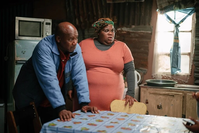 DiepCity's Lebohang Mpyana on playing Khelina, her personal life and going International