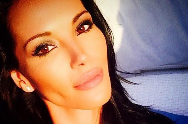 Lee-Ann Liebenberg speaks after accusing woman of sleeping with her husband
