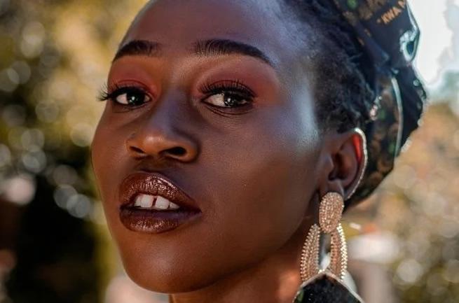 Meet beautiful Lehlogonolo Machaba – The first transgender Miss SA contestant