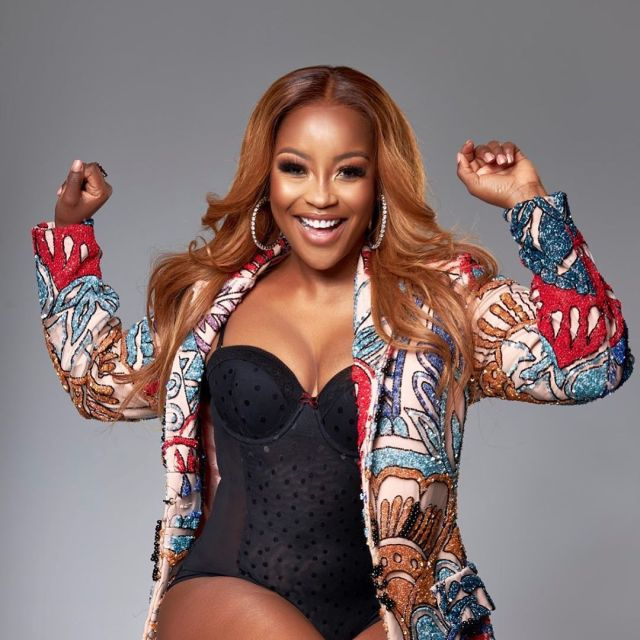 Lets Say HAPPY BIRTHDAY TO FAMOUS CHEF LORNA MASEKO AS SHE TURNS 37
