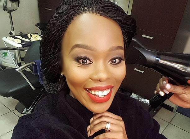 Actress Lusanda Mbane (Boniswa Langa) is leaving Scandal! – Here's why