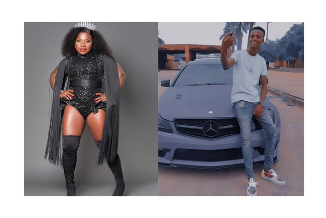 Makhadzi angers Mzansi after saying beef with King Monada was a publicity stunt – See reactions