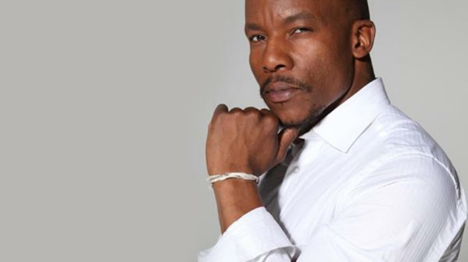 Actor Mduduzi Mabaso is mourning his father