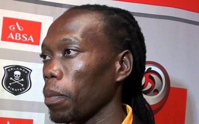 Soccer star Reneilwe Letsholonyane retires