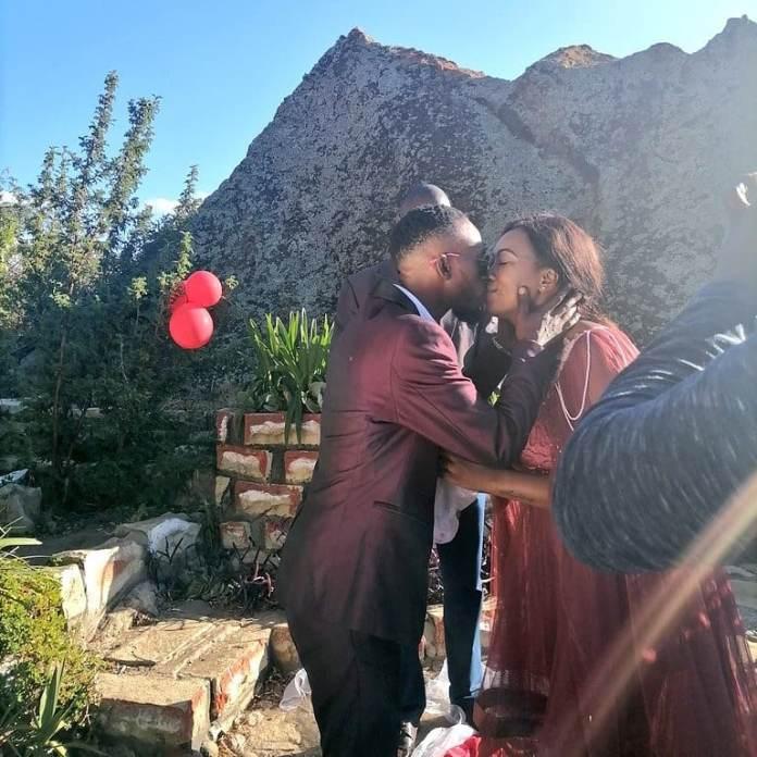 Watch: DID KWAITO STAR SKOLOPAD JUST GOT MARRIED?
