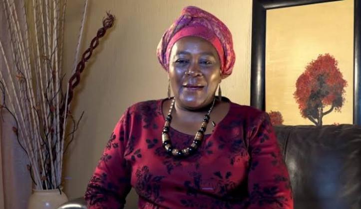 Actress Connie Chiume Makes Mzansi Proud