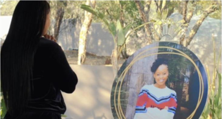 Actress Ntando Duma's Farewell