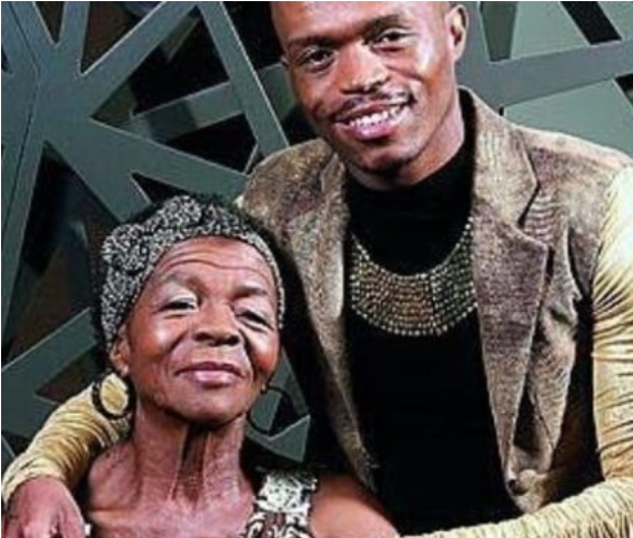 SOMIZI PENS HEARTFELT NOTE TO HIS MOTHER ON ANNIVERSARY OF HER DEATH