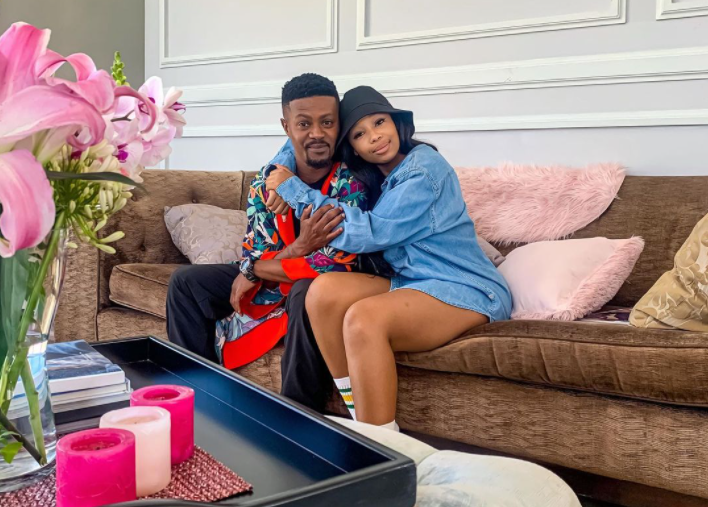 Watch: actres CANDICE MODISELLE GUSHES OVER ACTOR KAGISO MODUPE
