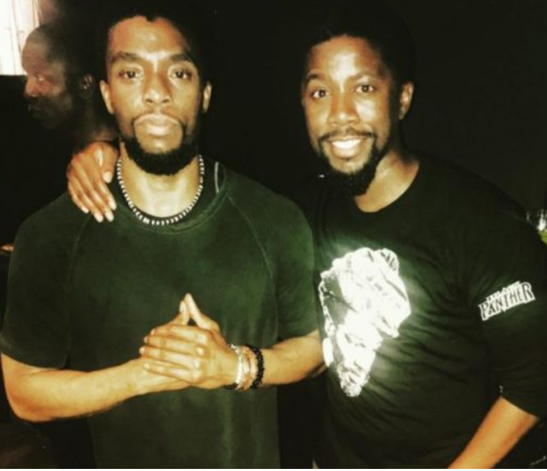 South African actor ATANDWA KANI SLAMS RUMOUR ON BECOMING THE NEW BLACK PANTHER