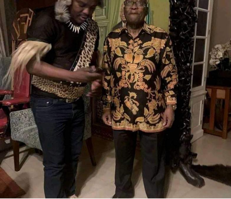 FORMER UKHOZI DJ NGIZWE MCHUNU TO HAND HIMSELF TO THE POLICE