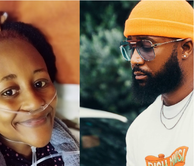 CASSPER NYOVEST TO DONATE R150K TO DYING LADY