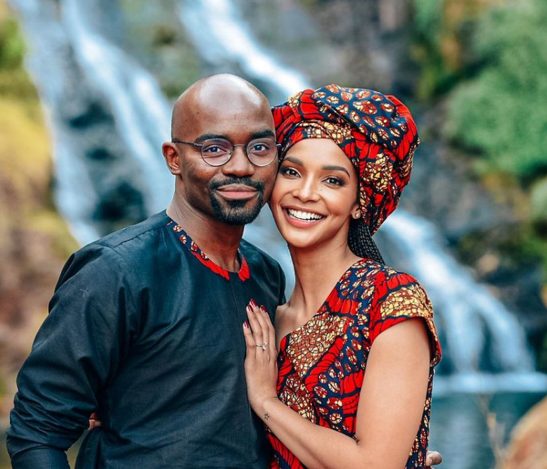Watch: DR MUSA MTHOMBENI PAYS LOBOLA FOR FORMER MISS SA LAURIE LIESL