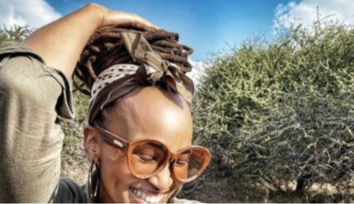 TV personality Claire Mawisa Struggled For 16 Years