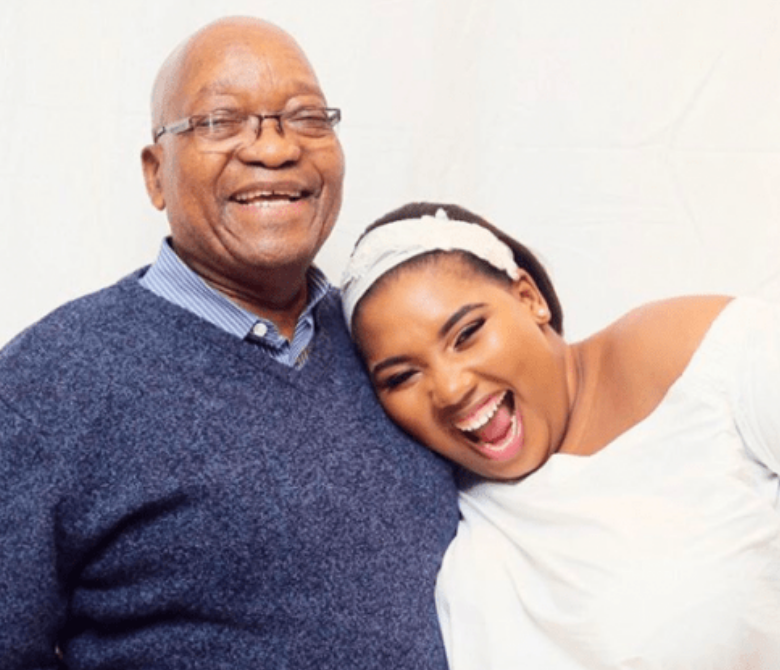JACOB ZUMA'S FATHER-IN-LAW ON HIS ARREST – I FEEL NOTHING FOR HIM