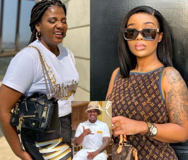 SHAUWN MKHIZE FINALLY ACCEPTS HER SON'S BABY-MAMA, DJ SITHELO?