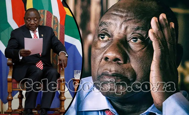 ANC bigwigs exposed – List of those who instigated violence leaves Ramaphosa stressed