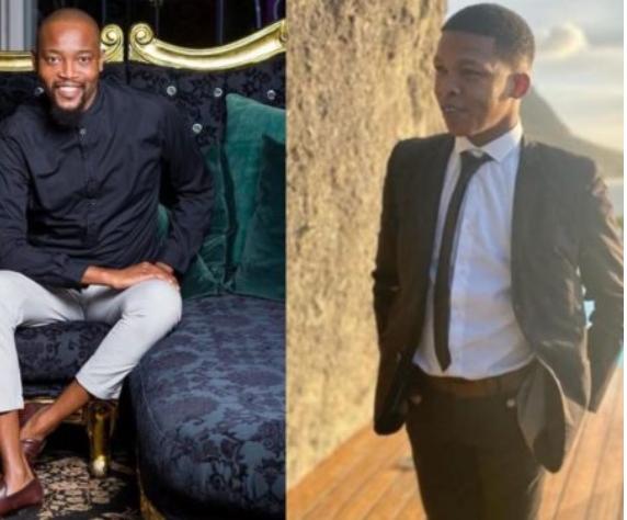 MOSHE NDIKI CELEBRATES AS YOUNG BROTHER GRADUATES