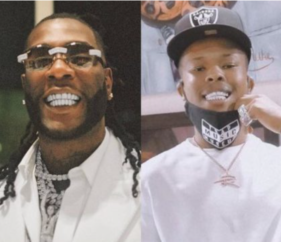 Watch: NASTY C IS BETTER THAN MOST AMERICAN RAPPERS – BURNA BOY OPENS UP