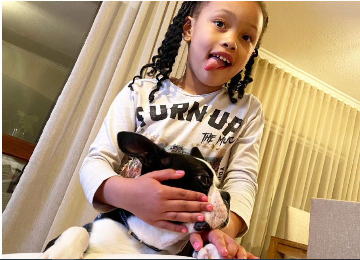 AKA AND DJ ZINHLE CELEBRATE DAUGHTER KAIRO FORBES'S 6TH BIRTHDAY