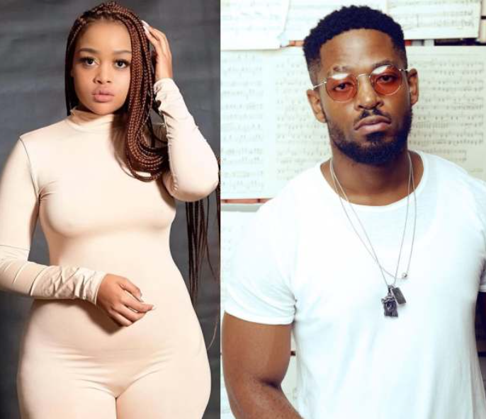 DJ PRINCE KAYBEE THROWS SHADE AT DJ HAZEL MONTHS AFTER SHE LEAKED HIS N#DES