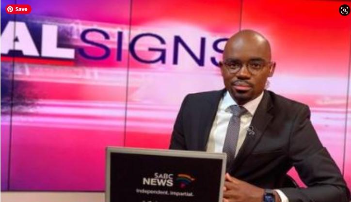 Dr Musa Mthombeni Hosts SABC 1's Revamped Health show